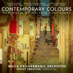 nv6322 - malta philharmonic - contemporary colours - front cover xs517x517_2x